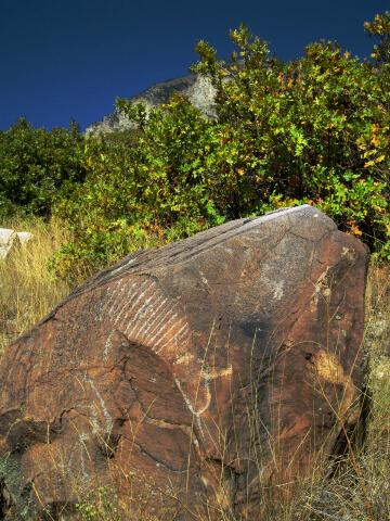 Provo Canyon Petroglyphs Hiking Amp Rock Art
