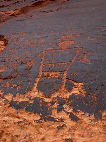 Sand Island Petroglyphs