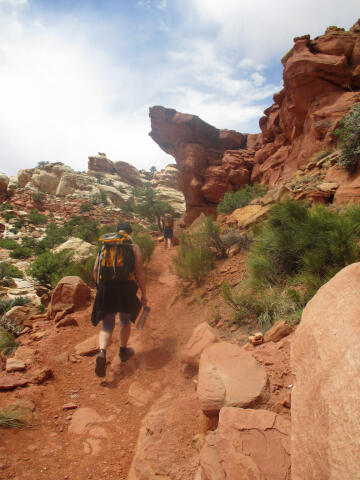 cassidy arch trail